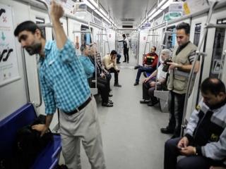 خدمات مترو تهران در صبح عید فطر