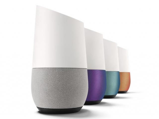 گوگل هوم و پشتیبانی از بلوتوث