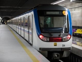 افتتاح ایستگاه شهید محلاتی از خط 3 مترو تهران 27 خردادماه