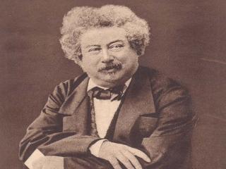 الکساندر دوما ، نویسنده فرانسوی