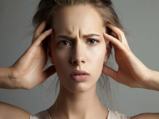 تاثیر استرس بر پوست و مو