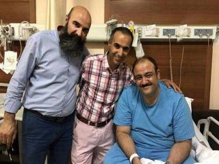 مهران غفوریان در بیمارستان بستری شد