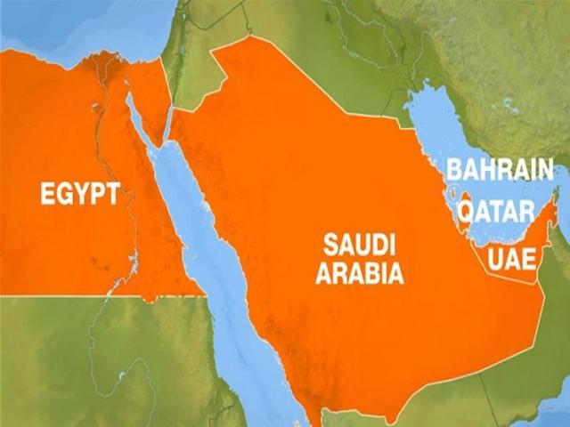 عربستان، بحرین، امارات و مصر روابط خود با قطر را قطع کردند