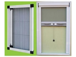 انواع توری پنجره (پلیسه، آکاردئونی، فلزی، رولینگ، کرکره ای، آهنربایی، مغناطیسی) یک طرفه، دوطرفه، دو جداره و ثابت
