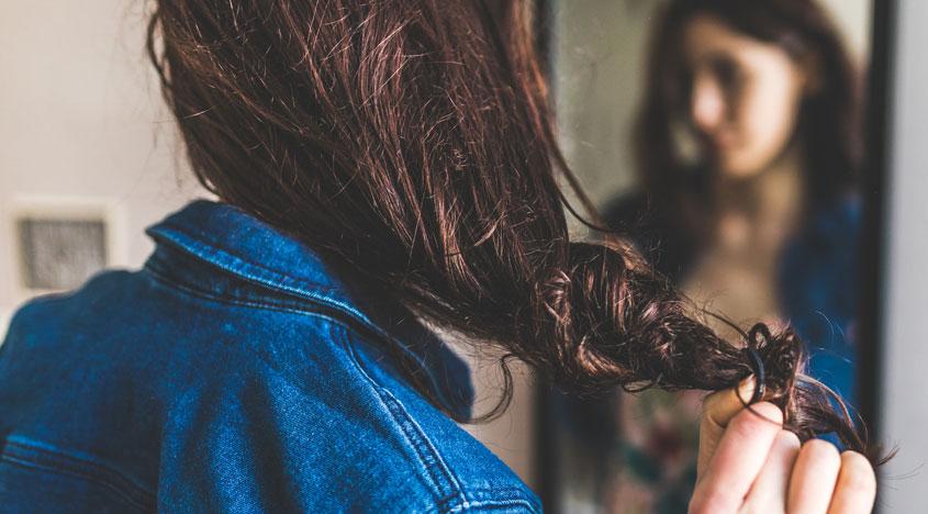 ترمیم موهای آسیب دیده به روش خانگی-restoration of damaged hair home method