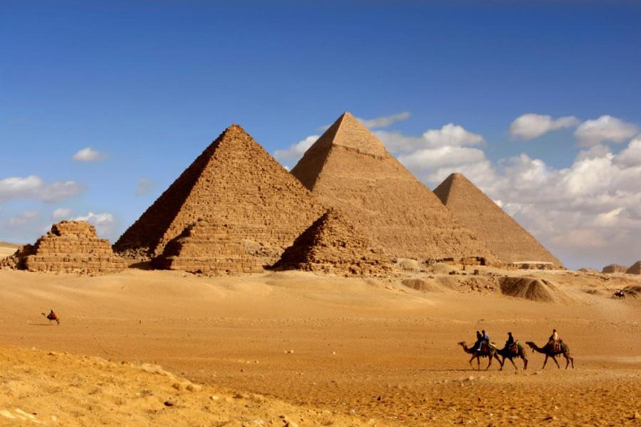 عجایب اهرام مصر-wonders of the pyramids