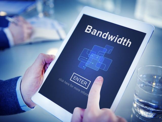 پهنای باند اختصاصی چیست؟