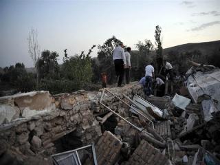 افزایش تعداد مصدومان زلزله ناغان چهارمحال و بختیاری به 25 نفر