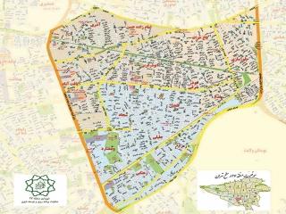 بهترین املاک در منطقه 17 تهران