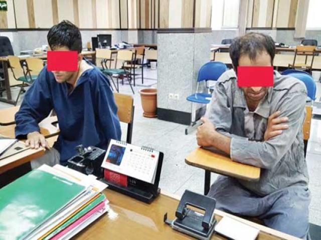 ادعای جنجالی متهم پرونده بنیتا: شب سرقت، به کلانتری خاتون آباد اطلاع دادم!