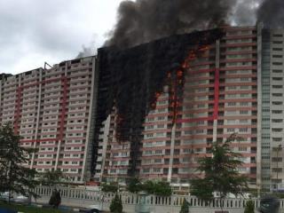 ایمنی بلوک یونولیت در برابر آتش سوزی