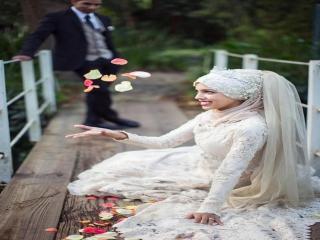 مدلینگ عروس