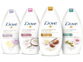 معرفی برند داو Dove