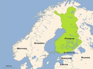 اطلاعاتی درباره کشور فنلاند