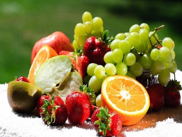 میوه های فصل تابستان