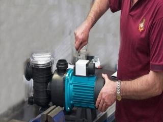 تعمیر پمپ آب خانگی، سرویس و فروش پمپ آب