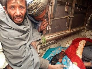 28 کشته در بمباران منازل مسکونی توسط آمریکا در شرق افغانستان