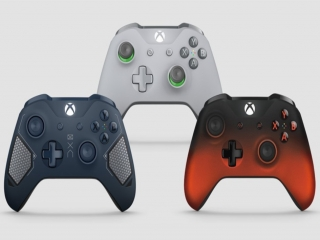 مایکروسافت و معرفی سه مدل کنترلر XBOX ONE جدید