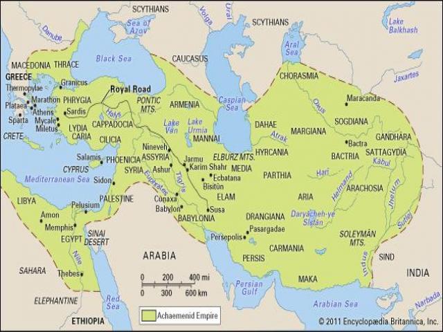 تاریخ کهن ایران باستان