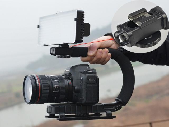 تجهیزات جانبی دوربین فیلمبرداری