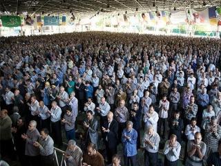 مصلی تهران آماده برگزاری نماز عید قربان