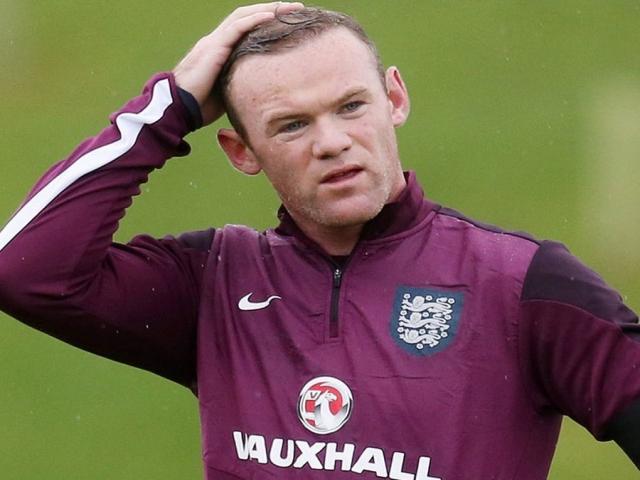 وین رونی در تلاش برای بازگشت به تیم ملی انگلیس