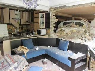قیر اندود کردن واحد مسکونی ، 3 کارگر را سوزاند