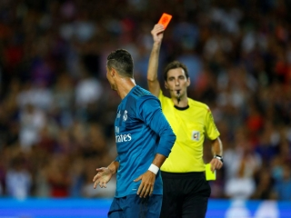 درخواست رسمی رئال مادرید برای لغو کارت زرد دوم رونالدو در ال کلاسیکو