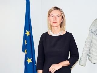 بیوگرافی فدریکا موگرینی، مسئول سیاست خارجی اتحادیه اروپا