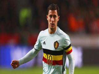 احتمال غیبت هازارد در اردوی تیم ملی بلژیک