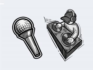 موزیک هیپ هاپ از خارجی و دنس تا ایرانی