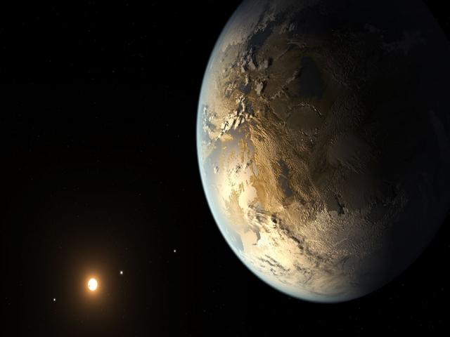 سیاره دوقلو زمین