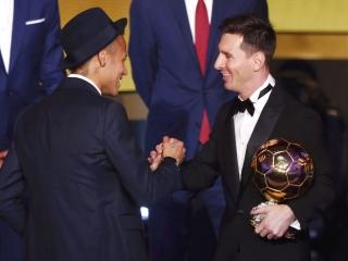 وعده عجیب مسی به نیمار: کاری می کنم به توپ طلا برسی!