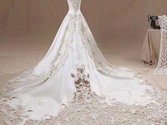 بهترین مزون لباس عروس در تهران
