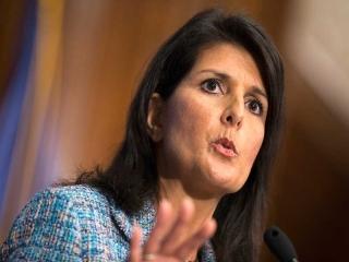 سفر نیکی هیلی به وین برای بررسی توافق هسته ای ایران