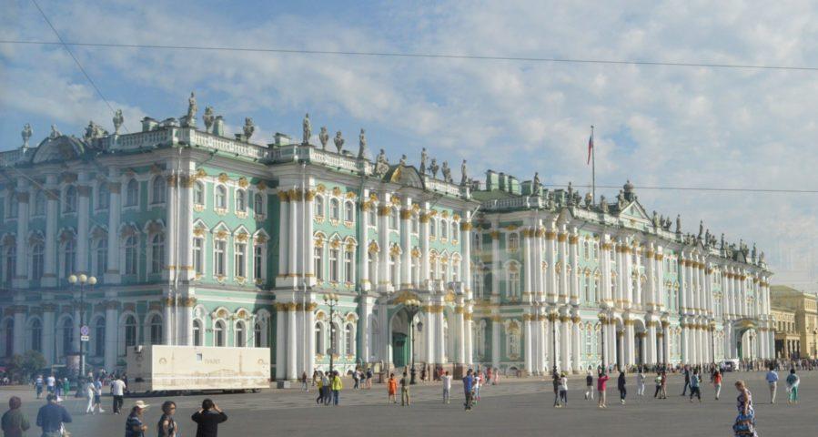 موزه ی هرمیتاژ از جاذبه های دیدنی روسیه