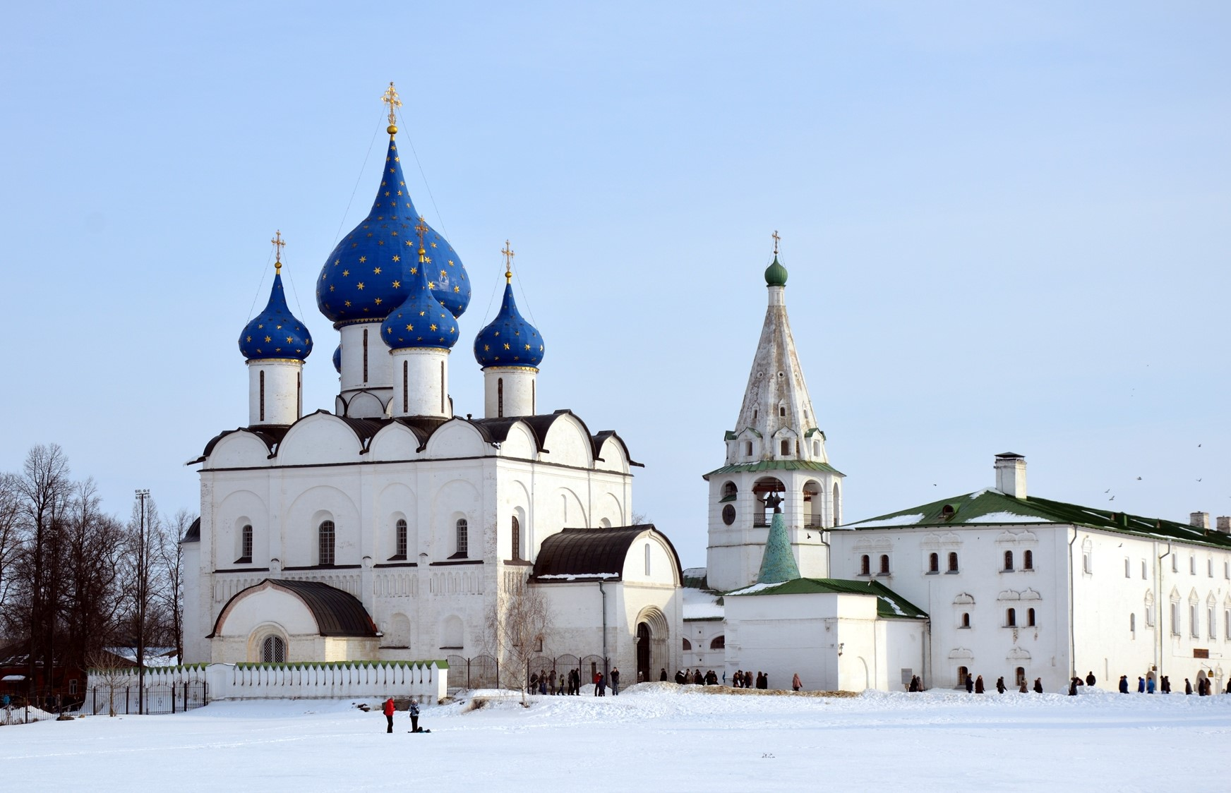 سوزدال از جاذبه های دیدنی روسیه