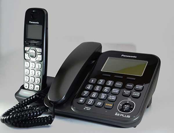 تلفن پاناسونیک