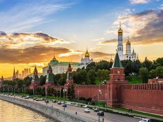 مسکو ، پایتخت روسیه