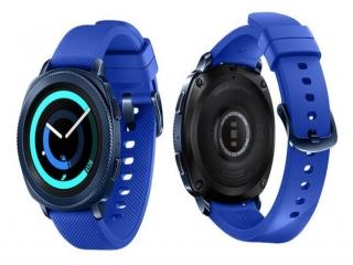 ساعت هوشمند Gear Sport سامسونگ معرفی شد