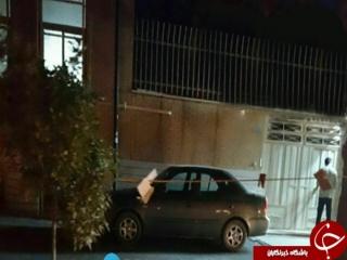 جزئیات کامل کشف بمب در نجف آباد/ خودروی مشکوک بیرون از شهر منفجر شد