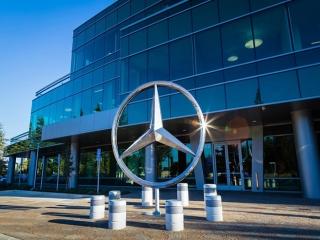 مرسدس بنز، رسما وارد صنعت تولید خودرو در ایران شد