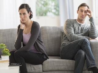 قهر و آشتی در همسران