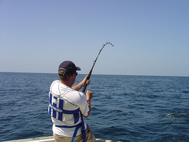ورزش ماهیگیری