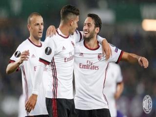 پیروزی پرگل میلان در لیگ اروپا