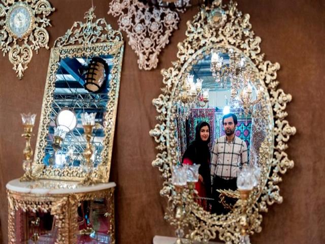 افتتاح پنجمین نمایشگاه ملی ازدواج آسان