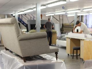 شغل مبل سازی ، از راه اندازی کارگاه تا درآمد