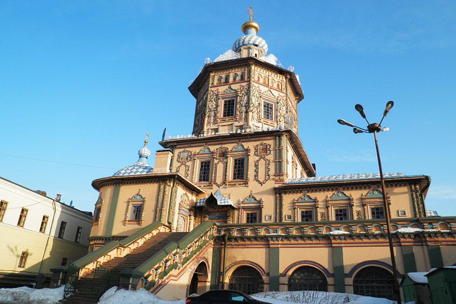 کلیسای جامع پل و پیتر - کازان