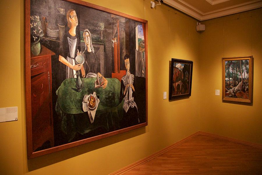 موزه هنر های زیبا پوشکین - مسکو