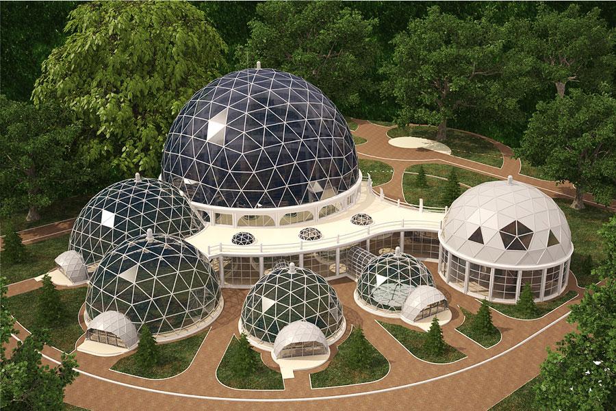 باغ گیاه شناسی کالینینگراد